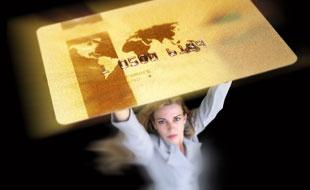 Kreditkarten: Nutzungsbedingungen im Ausland