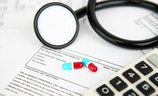 Voraussichtliche Erhöhung der Krankenversicherungsprämien um 2.5%; ungefähr CHF 150'000'000.- mehr als vom Bund angekünd