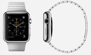 L'Apple Watch, una rete tra cinque continenti