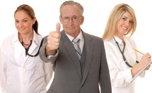 Krankenversicherung: warum wagen die Versicherungsnehmer keinen Wechsel?