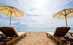 Gesundheit im Sommer: denken Sie daran, Ihre Haut vor der Sonne zu schützen! / I